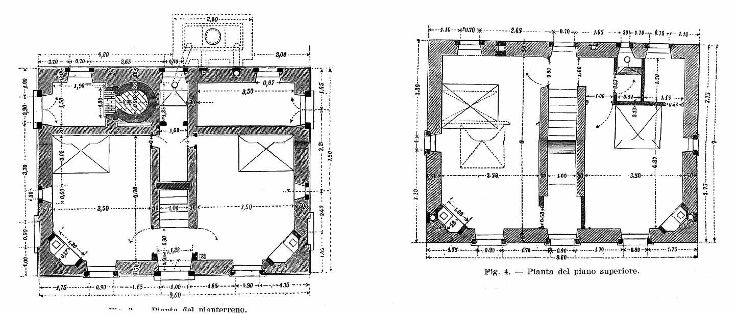 Disegno pianta casa top il particolare disegno della - Disegno pianta casa ...